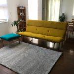 滋賀県草津市 M様邸  ソファも追加購入いただきました